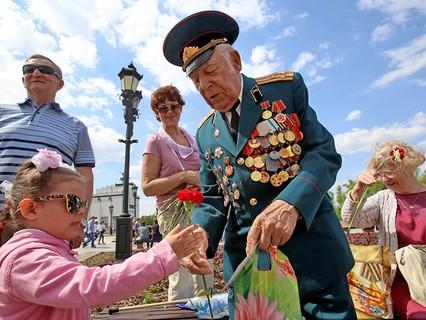 В центре событий с Анной Прохоровой. Эфир от 13.05.2016