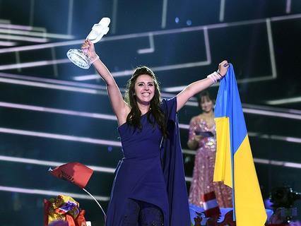 """Украинская исполнительница Джамала победила в конкурсе """"Евровидение - 2016"""""""