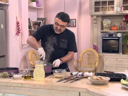 """Барышня и кулинар. """"Дамский обед"""""""