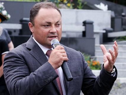 Мэр Владивостока Игорь Пушкарёв