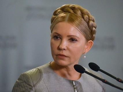 Удар властью. Юлия Тимошенко. Часть 1