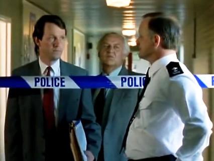 """Инспектор Морс. Анонс. """"Абсолютный приговор"""""""