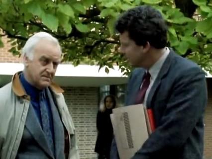 "Инспектор Морс. Анонс. ""Херувим и Серафим"""