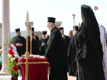 """""""Крест большой политики"""" (00:13:30)"""
