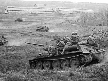 Бой за станцию Раздельная в районе Одессы в годы Великой Отечественной войны
