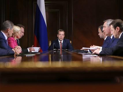 Дмитрий Медведев подписал Стратегию повышения качества пищевой продукции