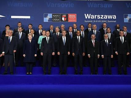 Саммит НАТО в Польше