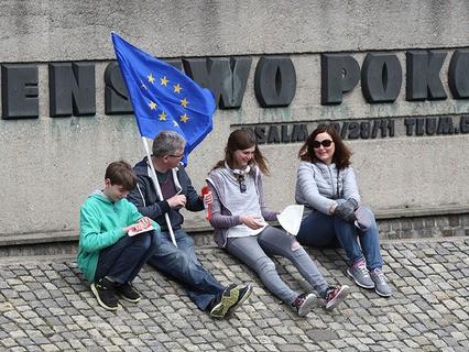 Европейская семья
