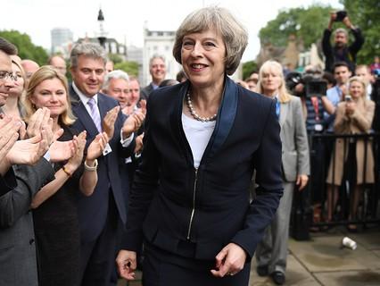 Пост премьер-министра Великобритании займёт глава МВД Тереза Мэй