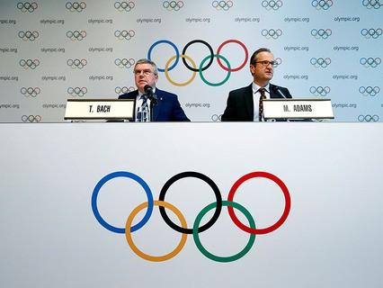 Сборную России допуcтили к участию в Олимпийских играх в Рио-де-Жанейро