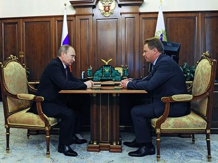 Владимир Путин назначил Дмитрия Овсянникова временно исполняющим обязанности губернатора Севастополя