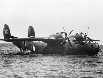Самолёт Бе-6