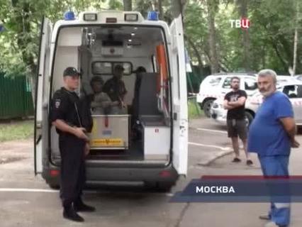 """""""Петровка, 38"""". Эфир от 01.08.2016 00:20"""