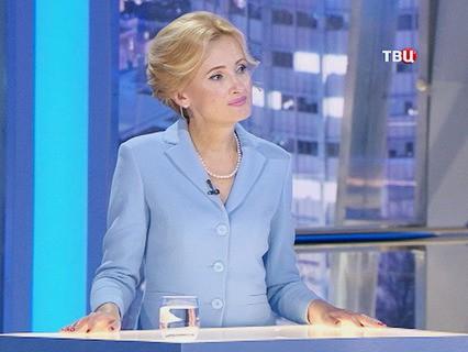 Ирина Яровая. Эфир от 02.08.2016