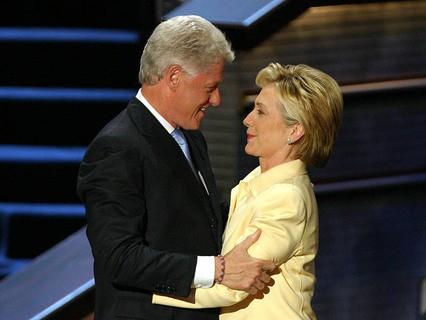 Война компроматов: пресса против семьи Клинтонов