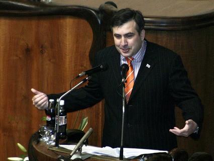 Удар властью. Анонс. Михаил Саакашвили. Часть 1