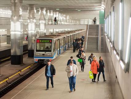 "Станция метро ""Мякинино"""