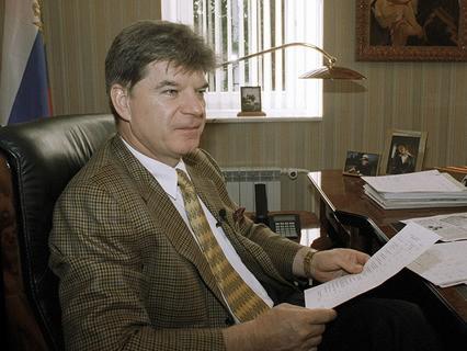 Предприниматель Владимир Брынцалов