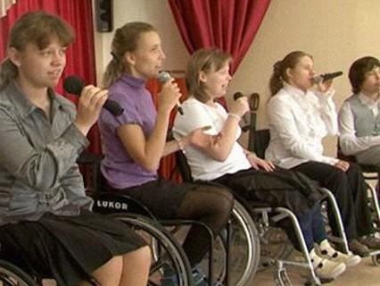 """Фактор жизни. Анонс. """"Музыкальная терапия для инвалидов"""""""
