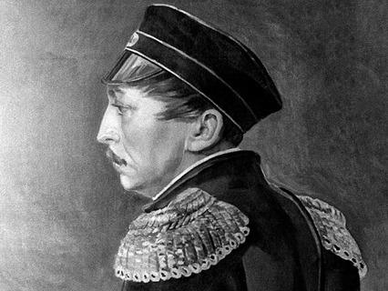 Портрет адмирала П.С. Нахимова