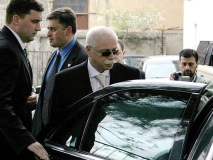Грузинский бизнесмен Бадри Патаркацишвили