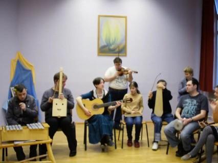 """""""Музыкальная терапия для инвалидов"""""""