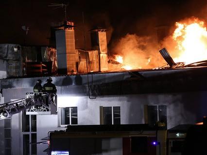 Пожар на Амурской улице