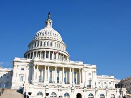 Капитолий США в Вашингтоне
