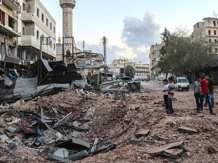 Сирия. Алеппо