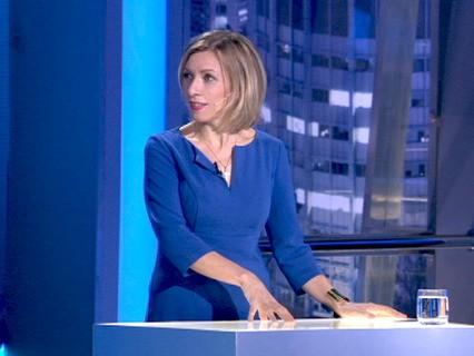 Право знать! Мария Захарова. Эфир от 01.10.2016