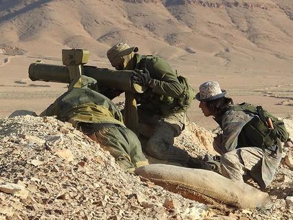 """Боевики запрещённого в России """"Исламского государства"""""""