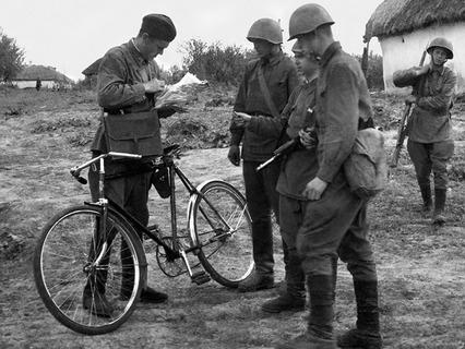 Юго-Западный фронт 1942 год. Украина