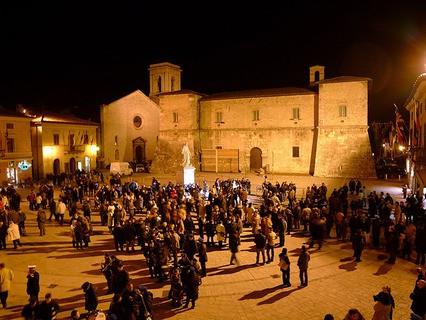 В Центральной Италии произошло новое мощное землетрясение магнитудой 7,1