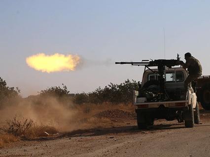 Сирия. Война за мир
