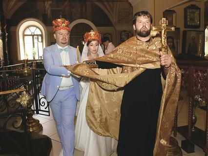 Православная энциклопедия. Таинство брака
