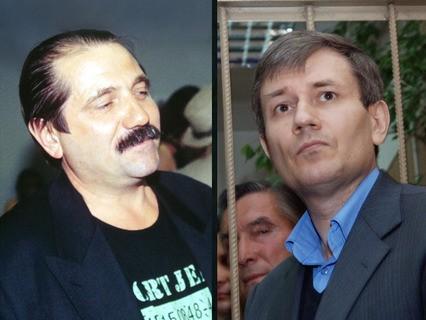 Юрий Лонго и Григорий Грабовой