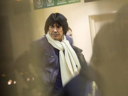 Задержание адвоката И. Трунова и французского композитора Д. Маруани