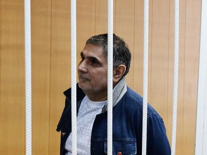 """Захарий Калашов, известный как """"вор в законе"""" Шакро Молодой"""