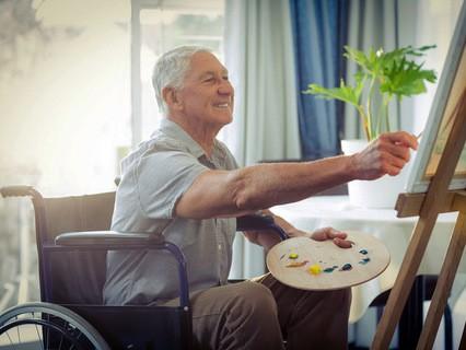 """Фактор жизни. Анонс. """"Реабилитация инвалидов и творчество"""""""