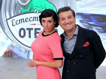 Зинаида Руденко и Отар Кушанашвили