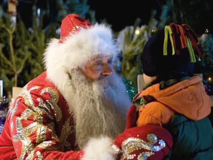"""Новогоднее кино. Анонс. """"Дедушка в подарок"""""""