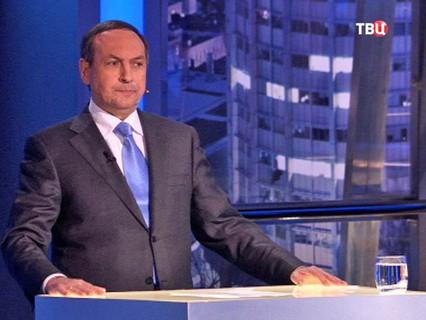 """Вячеслав Никонов, программа """"Право знать!"""""""