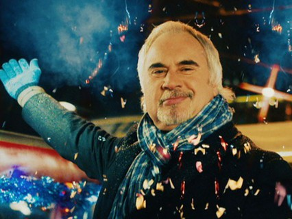 Новый год в прямом эфире