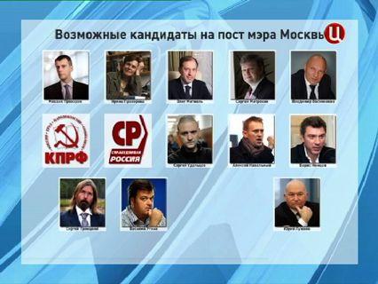 Московская неделя Эфир от 09.06.2013