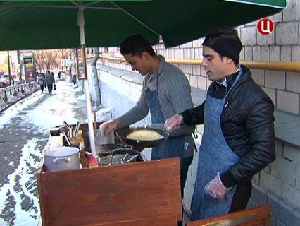 Московская неделя Эфир от 31.03.2013