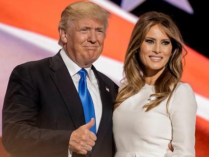 """Обложка. Анонс. """"Женщины Трампа"""""""