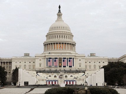 Подготовка к инаугурации президента США