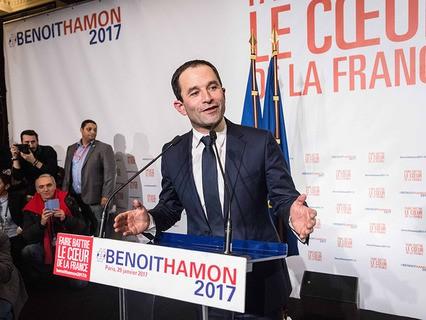 Бенуа Амон стал кандидатом президентских выборов во Франции от социалистов