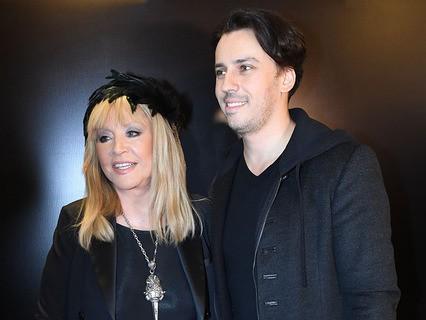 Певица Алла Пугачёва и её супруг телеведущий Максим Галкин