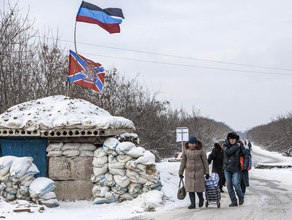 """Специальный репортаж """"Событий"""". Анонс. """"Донбасс. Февраль 2017"""""""
